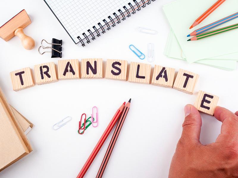 ترجمه تخصصی به چه صورت انجام میگیرد